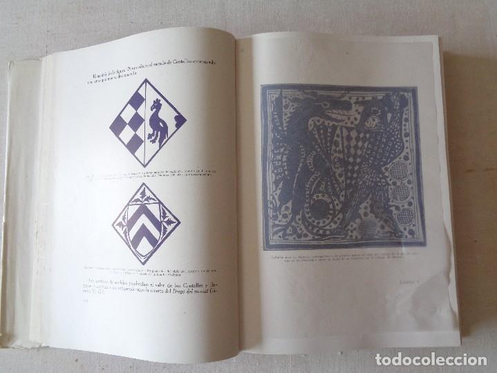 Libros de segunda mano: CERAMICA DEL LEVANTE ESPAÑOL.3 TOMOS.MANUEL GONZALEZ MARTI - Foto 22 - 126353767