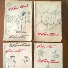 Libros de segunda mano: CHISTES DE J. XAUDERÓ PUBLICADOS EN ABC (1945-1951). Lote 126367215