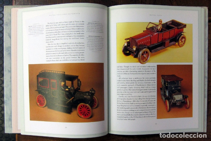 Libros de segunda mano: CONSTANCE KING - METAL TOYS & AUTOMATA - 1989 - AUTOMATAS, JUGUETES DE METAL, HOJALATA - EN INGLÉS - Foto 2 - 126384083