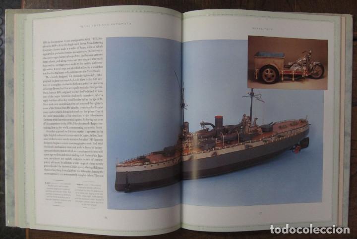 Libros de segunda mano: CONSTANCE KING - METAL TOYS & AUTOMATA - 1989 - AUTOMATAS, JUGUETES DE METAL, HOJALATA - EN INGLÉS - Foto 3 - 126384083