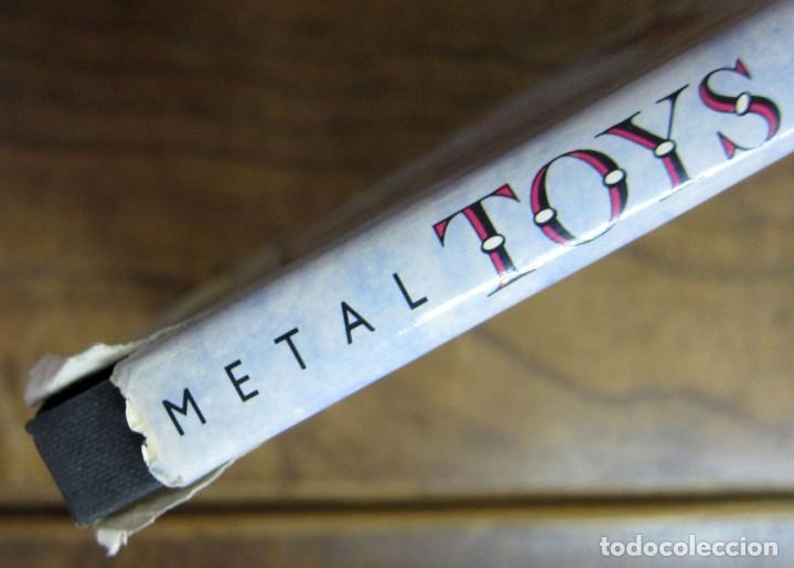 Libros de segunda mano: CONSTANCE KING - METAL TOYS & AUTOMATA - 1989 - AUTOMATAS, JUGUETES DE METAL, HOJALATA - EN INGLÉS - Foto 5 - 126384083