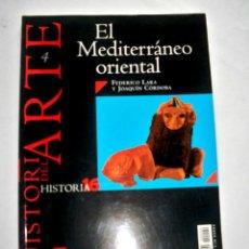 Libros de segunda mano: HISTORIA DEL ARTE HISTORIA 16 MEDITERRANEO ORIENTAL. Lote 126537031