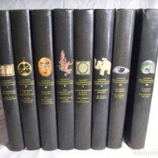 Libros de segunda mano: ** GRANDES DESCUBRIMIENTOS Y EXPLORACIONES - 8 TOMOS **. Lote 126551699