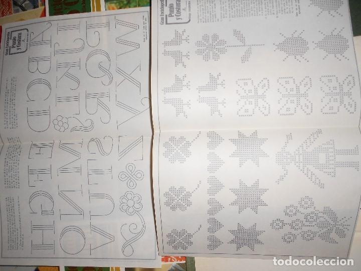 gran enciclopedia de punto y costura - completa - Comprar en ...