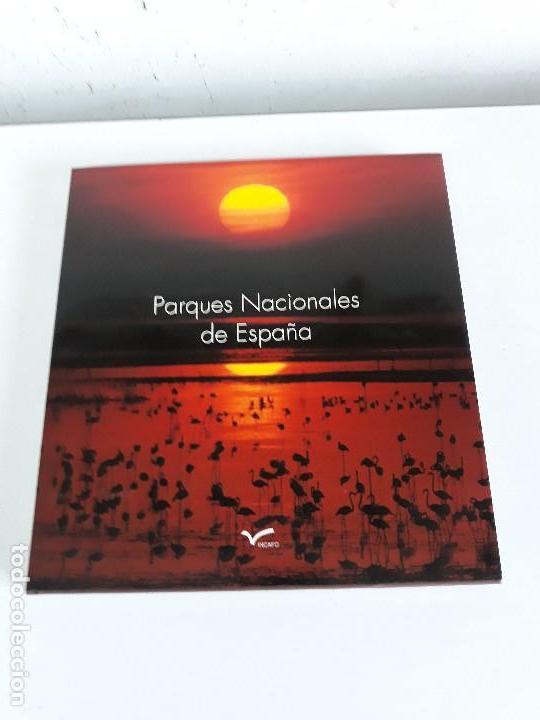 PARQUES NACIONALES DE ESPAÑA. (Libros de Segunda Mano - Bellas artes, ocio y coleccionismo - Otros)