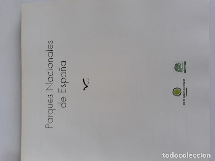 Libros de segunda mano: Parques Nacionales de España. - Foto 2 - 126580591