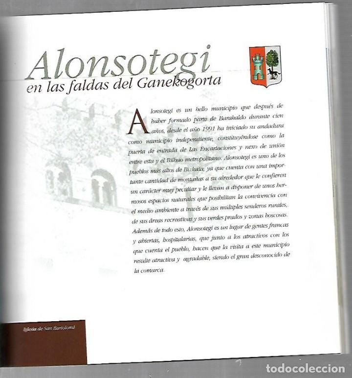 Libros de segunda mano: ENCARTACIONES. GUIA DEL PATRIMONIO ARTISTICO. 2002. GOBIERNO VASCO. VER - Foto 3 - 126631023