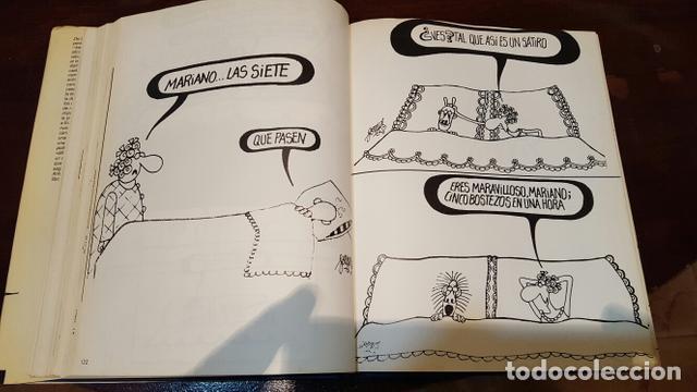 Libros de segunda mano: Antologia de Forges - Nº 2. Mundo Actual de Ediciones, S.A. EDICION ESPECIAL 1976 - Foto 3 - 126681947