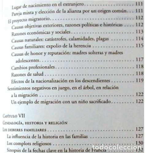 Libros de segunda mano: PSICOGENEALOGÍA APLICADA - PAOLA DEL CASTILLO - ED. OBELISCO 2013 - VER INDICE - Foto 7 - 126729663