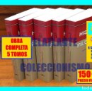 Libros de segunda mano: HISTORIA DE LA FILOSOFÍA - NICOLÁS ABBAGNANO - GIOVANNI FORNERO - HORA - CINCO TOMOS - EXCELENTES. Lote 165694656