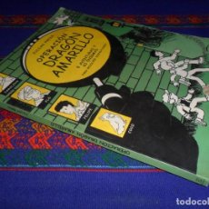 Libros de segunda mano: LIBRO JUEGO OPERACIÓN DRAGÓN AMARILLO DE JULIAN PRESS. ESPASA 2000. . Lote 126890991