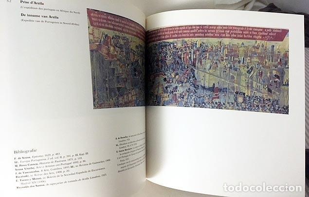 Libros de segunda mano: Tapisserie de Tournai en Espagne (Tapices flamencos en España. Tournai. Bruselas s XVI) - Foto 3 - 127122519