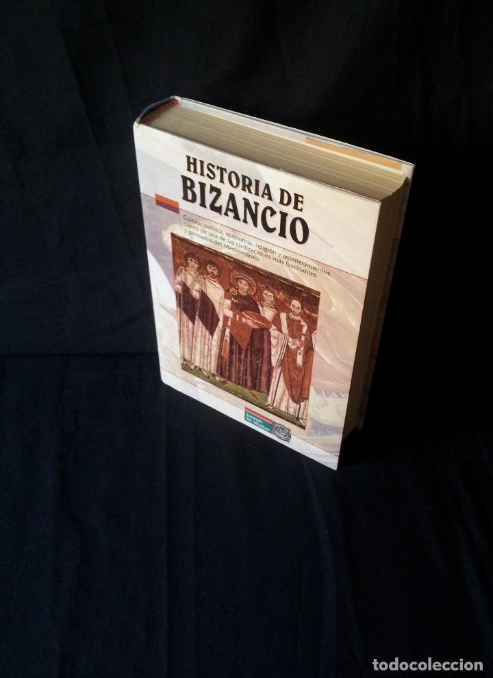 JOSEPH M. WALKER - HISTORIA DE BIZANCIO - EDIMAT LIBROS 2005 (Libros de Segunda Mano - Historia - Otros)