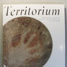 Libros de segunda mano: TERRITORIUM / 2002. HERALDO DE ARAGÓN. Lote 127263935