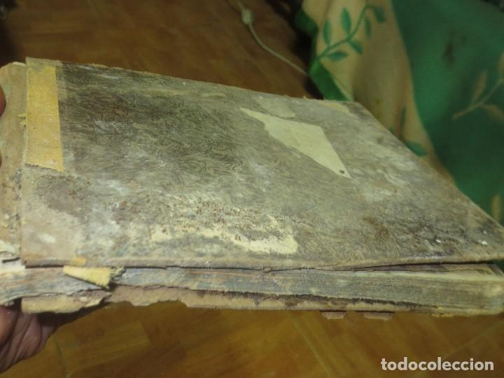 ANTIGUO LIBRO MANUSCRITO DE ALICANTE 160 PGS AGENCIA ALICANTINA (Libros de Segunda Mano - Ciencias, Manuales y Oficios - Otros)