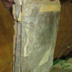 Libros de segunda mano: ANTIGUO LIBRO MANUSCRITO DE ALICANTE 160 PGS AGENCIA ALICANTINA. Lote 145947937