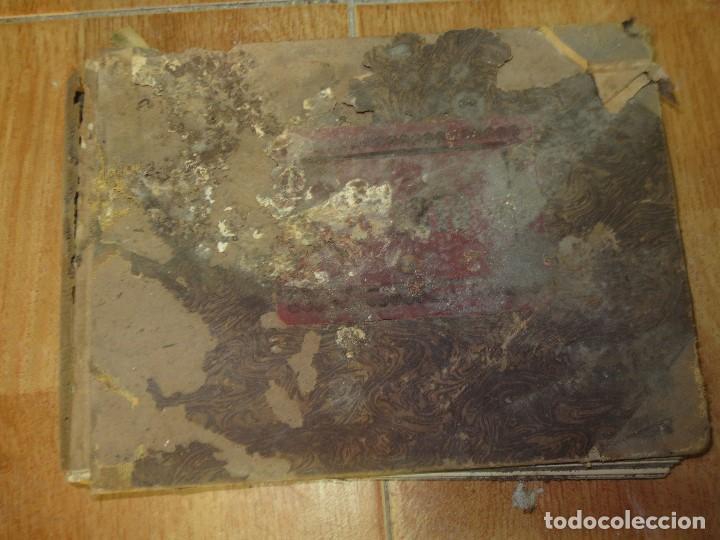 Libros de segunda mano: ANTIGUO LIBRO MANUSCRITO DE ALICANTE 160 PGS AGENCIA ALICANTINA - Foto 2 - 146598174