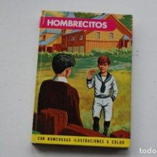 Libros de segunda mano: HOMBRECITOS. EDIT. FELICIDAD. 1963. TAPA DURA.. Lote 127280115