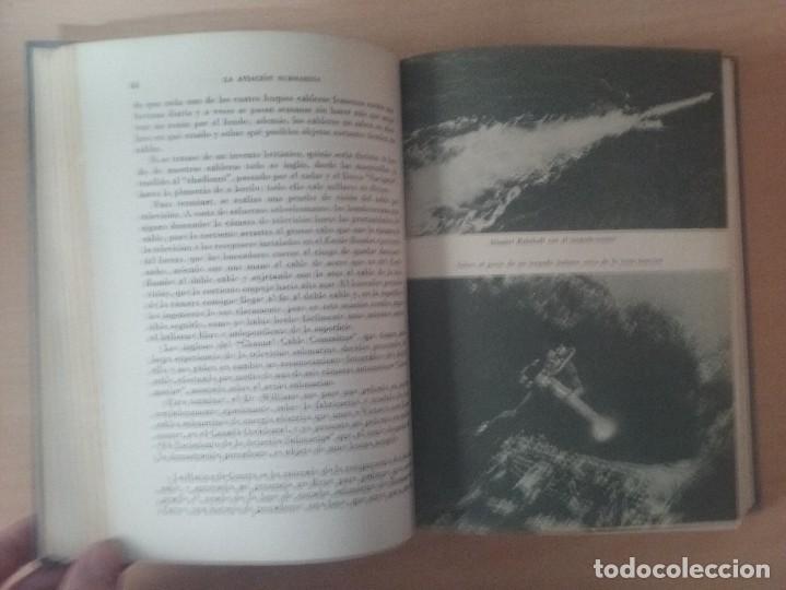 Libros de segunda mano: LA AVIACIÓN SUBMARINA. DIMITRI REBIKOFF - Foto 7 - 127447839