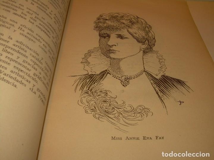 Libros de segunda mano: LAS MARAVILLAS DE LA MAGIA MODERNA..AÑOS 20-30...CON INFINIDAD DE GRABADOS. - Foto 8 - 127452575