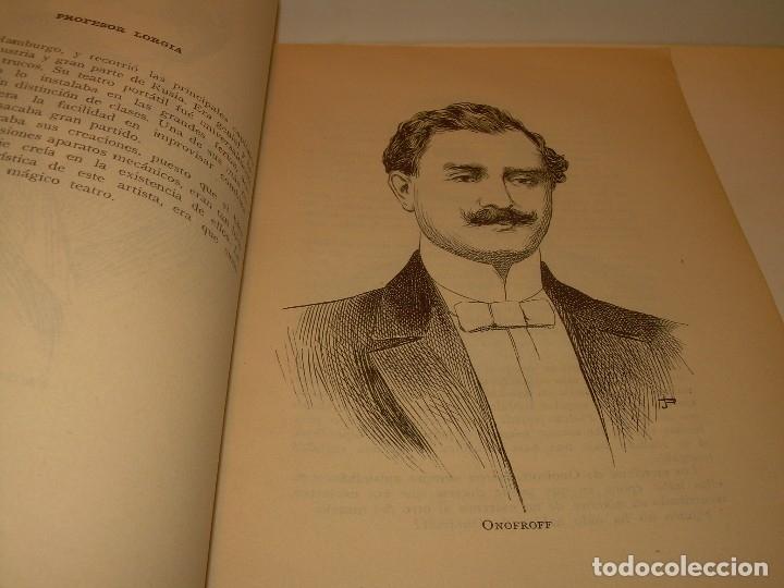 Libros de segunda mano: LAS MARAVILLAS DE LA MAGIA MODERNA..AÑOS 20-30...CON INFINIDAD DE GRABADOS. - Foto 9 - 127452575