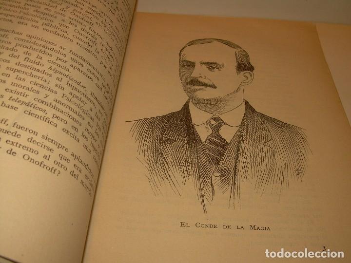 Libros de segunda mano: LAS MARAVILLAS DE LA MAGIA MODERNA..AÑOS 20-30...CON INFINIDAD DE GRABADOS. - Foto 10 - 127452575
