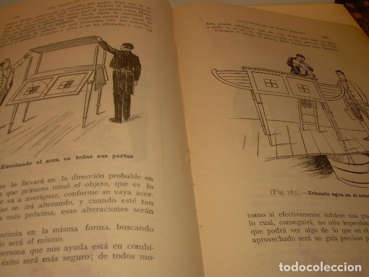 Libros de segunda mano: LAS MARAVILLAS DE LA MAGIA MODERNA..AÑOS 20-30...CON INFINIDAD DE GRABADOS. - Foto 25 - 127452575