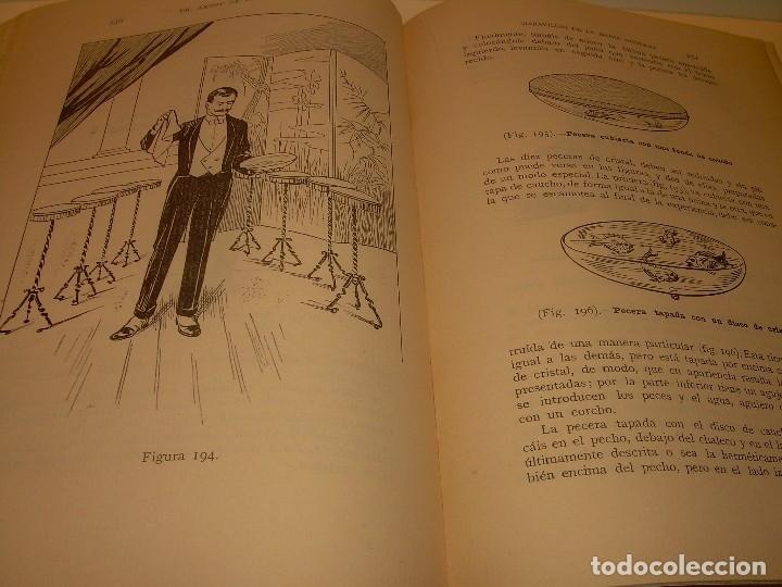 Libros de segunda mano: LAS MARAVILLAS DE LA MAGIA MODERNA..AÑOS 20-30...CON INFINIDAD DE GRABADOS. - Foto 32 - 127452575
