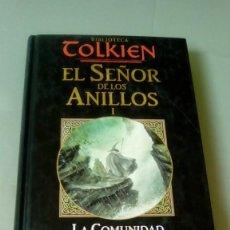 Libros de segunda mano: EL SEÑOR DE LOS ANILLOS I. LA COMUNIDAD DEL ANILLO. Lote 127510043