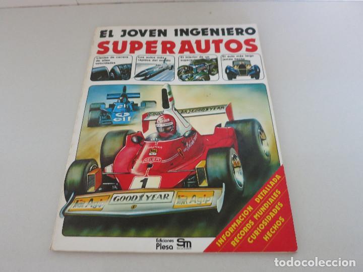 EDICIONES PLESA EDICIONES SM EL JOVEN INGENIERO SUPERAUTOS (Libros de Segunda Mano - Literatura Infantil y Juvenil - Otros)