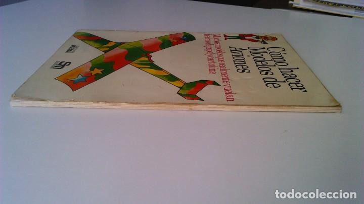 Libros de segunda mano: Cómo hacer modelos de aviones - 2 ejemplares - Fotos adicionales - Foto 3 - 127562619