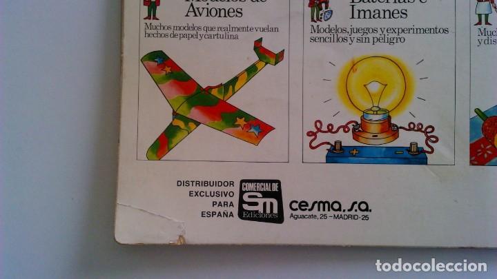 Libros de segunda mano: Cómo hacer modelos de aviones - 2 ejemplares - Fotos adicionales - Foto 9 - 127562619