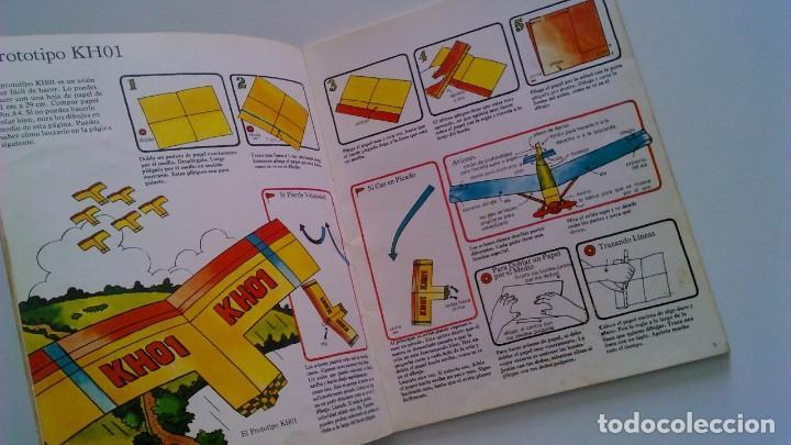 Libros de segunda mano: Cómo hacer modelos de aviones - 2 ejemplares - Fotos adicionales - Foto 15 - 127562619