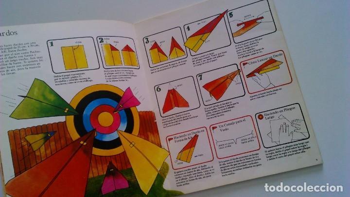 Libros de segunda mano: Cómo hacer modelos de aviones - 2 ejemplares - Fotos adicionales - Foto 16 - 127562619