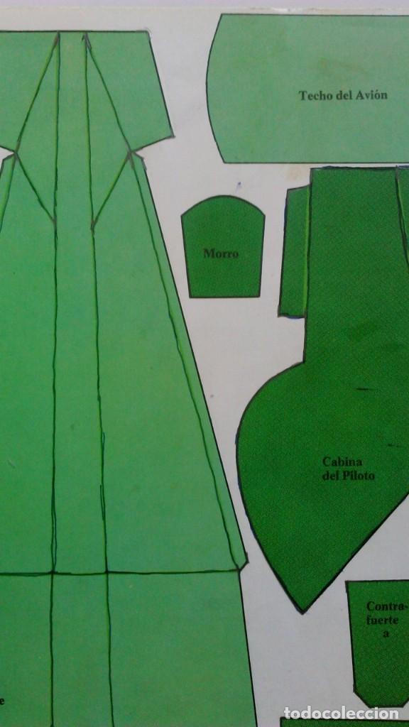 Libros de segunda mano: Cómo hacer modelos de aviones - 2 ejemplares - Fotos adicionales - Foto 20 - 127562619