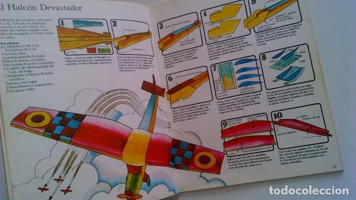 Libros de segunda mano: Cómo hacer modelos de aviones - 2 ejemplares - Fotos adicionales - Foto 21 - 127562619