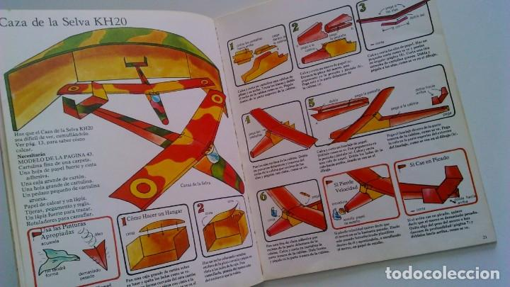 Libros de segunda mano: Cómo hacer modelos de aviones - 2 ejemplares - Fotos adicionales - Foto 22 - 127562619