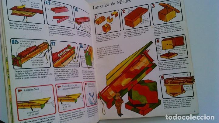 Libros de segunda mano: Cómo hacer modelos de aviones - 2 ejemplares - Fotos adicionales - Foto 23 - 127562619