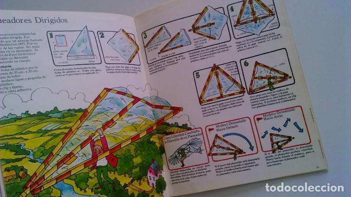 Libros de segunda mano: Cómo hacer modelos de aviones - 2 ejemplares - Fotos adicionales - Foto 24 - 127562619