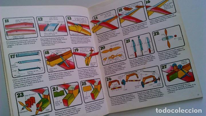 Libros de segunda mano: Cómo hacer modelos de aviones - 2 ejemplares - Fotos adicionales - Foto 26 - 127562619