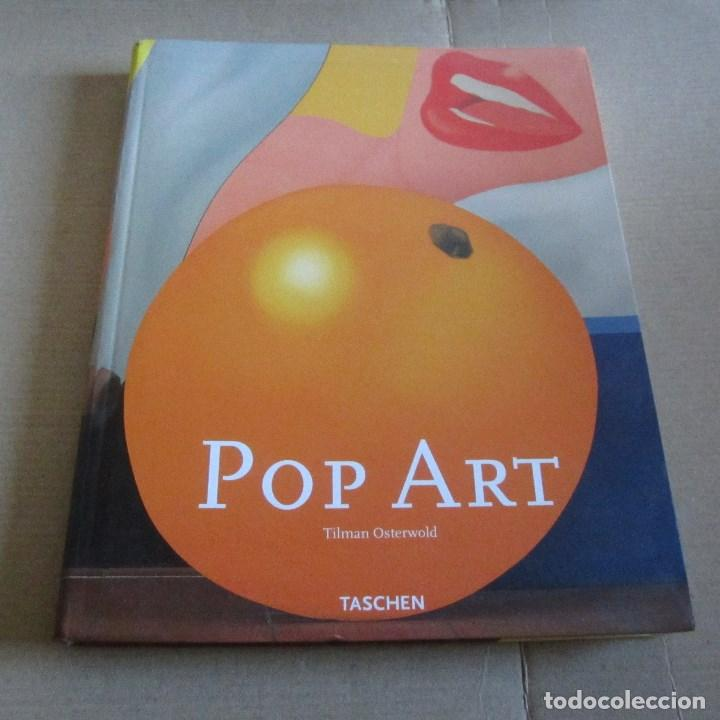 POP ART, TILMAN OSTERWOLD, TASCHEN, 2003, TEMA ARTE AÑOS SESENTA (Libros de Segunda Mano - Bellas artes, ocio y coleccionismo - Otros)