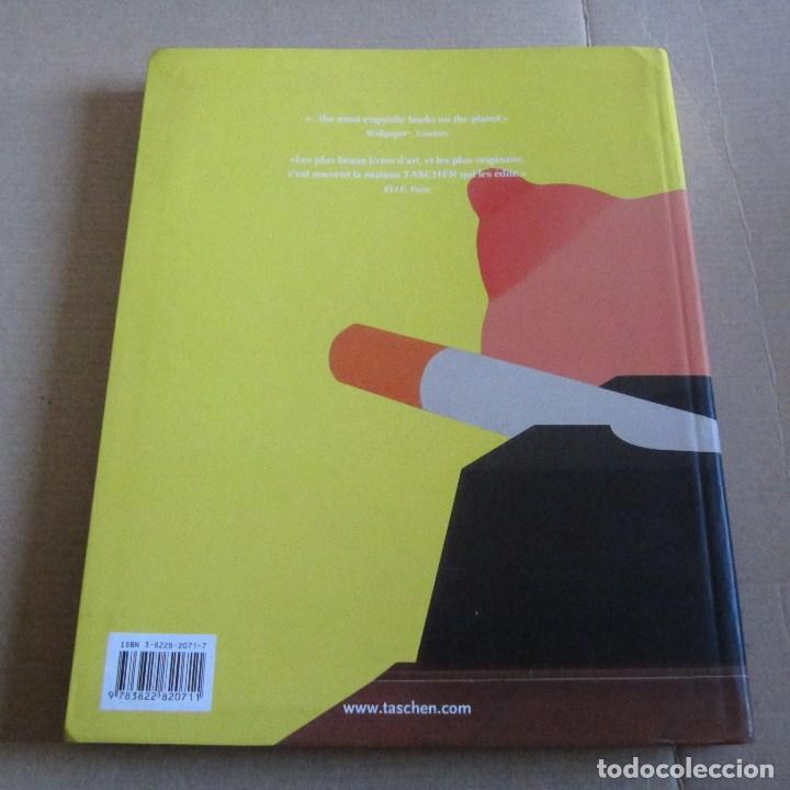 Libros de segunda mano: POP ART, TILMAN OSTERWOLD, TASCHEN, 2003, tema arte años sesenta - Foto 2 - 127579023