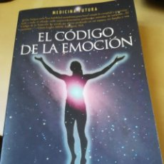 Libros de segunda mano: EL CODIGO DE LA EMOCION--DR. BRADLEY NELSON-WELLNESS UNMASKED-1º EDICION 2007. Lote 194256370
