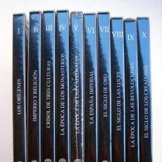 Gebrauchte Bücher - Historia del arte español. 10 dvds. Lunwerg editores - 127591131