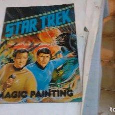 Libros de segunda mano: STAR TREK - MAGIC PAINTING. Lote 127599919