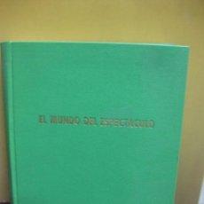 Libros de segunda mano: EL MUNDO DEL ESPECTACULO.QUIEN ES QUIEN DE TEATRO, CINE, TELEVISION, MUSICA, TOREO..... 1968.. Lote 127632191