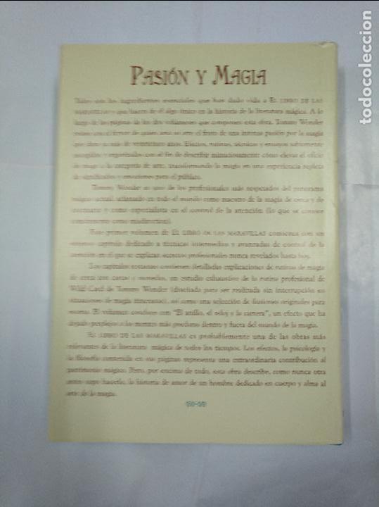 Libros de segunda mano: EL LIBRO DE LAS MARAVILLAS. TOMMY WONDER, STEPHEN MINCH. VOLUMEN 1 Y 2. DOS TOMOS. TDK224 - Foto 3 - 145710864