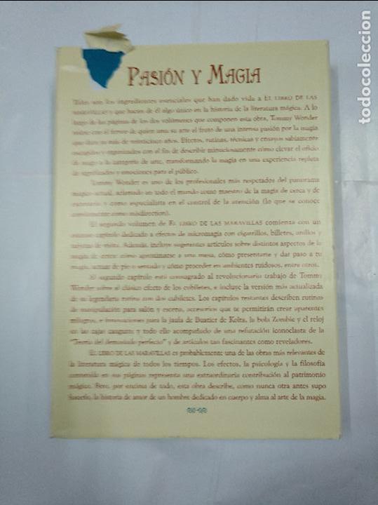 Libros de segunda mano: EL LIBRO DE LAS MARAVILLAS. TOMMY WONDER, STEPHEN MINCH. VOLUMEN 1 Y 2. DOS TOMOS. TDK224 - Foto 5 - 145710864