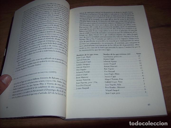 Libros de segunda mano: BÚGER EN EL SEGLE XIX. JOAN PONS. AJUNTAMENT DE BURGOS.LLEONARD MUNTANER. 1ª EDICIÓ 2012 . MALLORCA. - Foto 5 - 127686951
