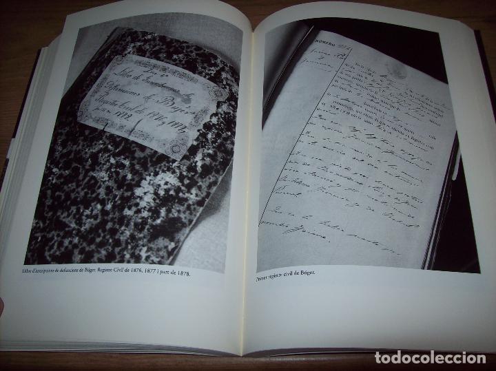 Libros de segunda mano: BÚGER EN EL SEGLE XIX. JOAN PONS. AJUNTAMENT DE BURGOS.LLEONARD MUNTANER. 1ª EDICIÓ 2012 . MALLORCA. - Foto 11 - 127686951
